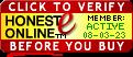 HONESTe Seal - Click to verify good-standing!