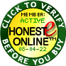 HONESTe Seal - Click to verify before you buy!